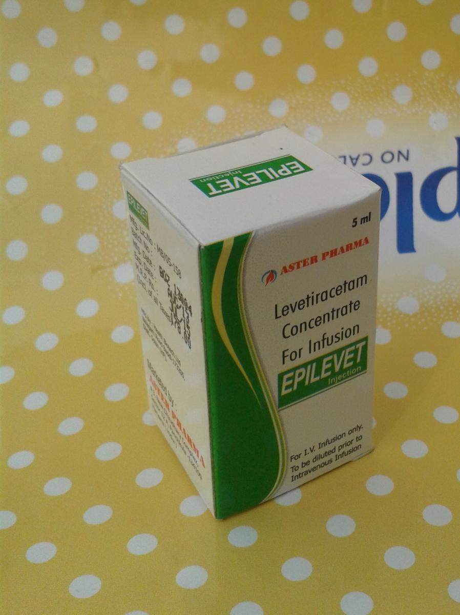 Levetiracetam 5ml in Chandigarh