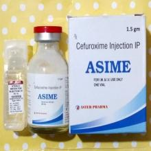 Cefuroxime 1.5gm injection