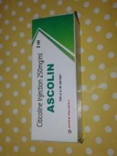 Citicloline 2ml Injection